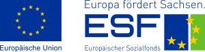 Förderlogo EU und ESF