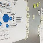 Schnappschuss von der Präsenation der Ergebnisse der Smarten Werkbank