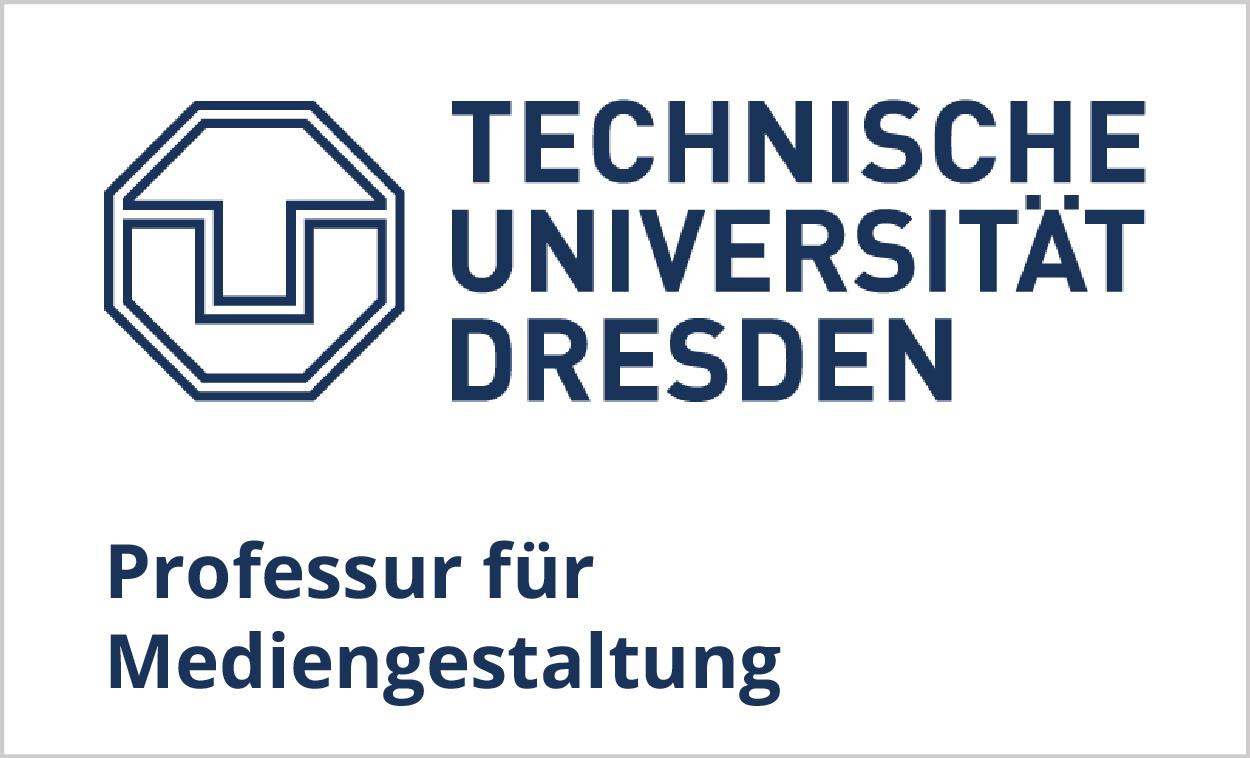 TU Dresden, Professur für Mediengestaltung