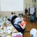 Schnappschuss vom 2. diskussionsforum