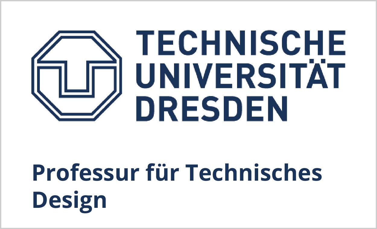 TU Dresden, Professur für Technisches Design