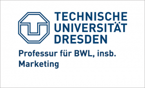 TU Dresden, Professur für BWL, insbesondere Marketing